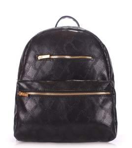 Рюкзак из кожзама mini bckpck snake black