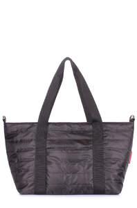 Стеганая сумка AIR-black