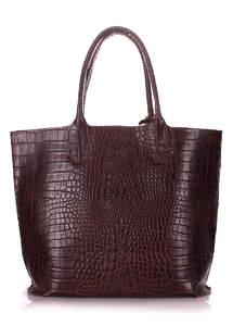 Женская кожаная сумка Amphibia