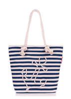 Летняя пляжная сумка Anchor-blue