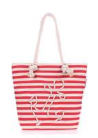 Летняя пляжная сумка Anchor-red