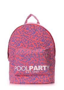 Тканевый рюкзак leo pink