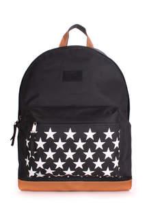 Рюкзак из полэстера backpack-stars-black