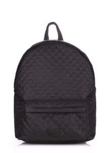Стеганый рюкзак Backpack Theone black