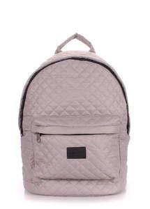 Стеганый рюкзак Backpack Theone grey