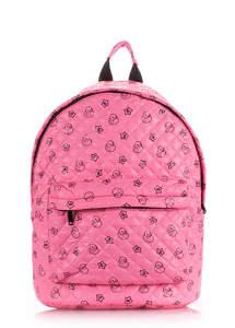 Вместительный яркий рюкзак Pink Ducks