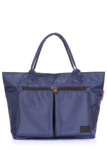 Тканевая сумка future-oxford-blue