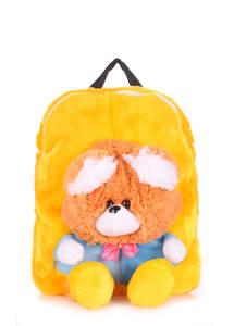 Детский мягкий рюкзак bear sunny