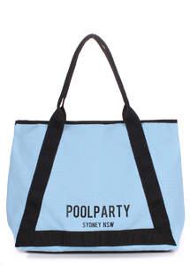 Женская коттоновая сумка Laguna blue