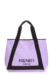 Женская коттоновая сумка Laguna Lilac