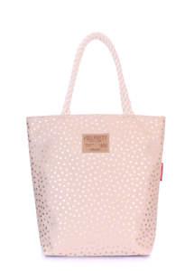 Летняя пляжная сумка Laspalmas golden-stars