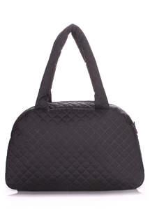 Женская дутая сумка ns4 ECO black