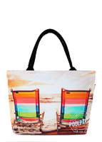 Летняя пляжная сумка с принтом Journey BEACH