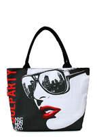Летняя пляжная сумка с принтом Journey Cosmopolitan