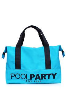 Тканевая спортивная сумка УНИСЕКС Pool 12 Blue