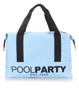 Тканевая спортивная сумка УНИСЕКС Pool 12 Lightblue