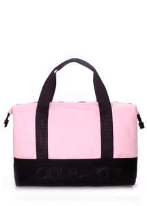 Тканевая спортивная сумка pool12 rose