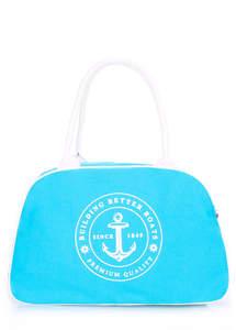 Тканевая сумка Pool16 yachting blue