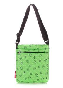 Стеганая сумка на плечо Pool59 ducks green
