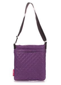 Стеганая сумка на плечо Pool59 eco violet