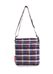 Стеганная сумка-планшет на плече pool 62 Scott Red