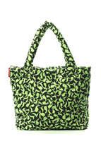 Стеганная сумка с кроликами 65 Green Rabbits