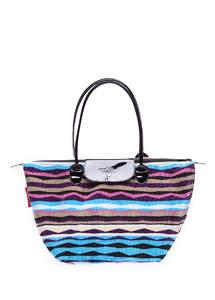 Женская сумка полиэстер BLOSSOM Velvet blue