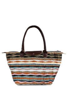 Женская сумка полиэстер pool80 velvet brown