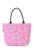 Летняя пляжная сумка с принтом pool9 Pink Bears