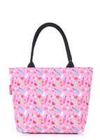 Летняя пляжная сумка с принтом pool9 Pink Icecream