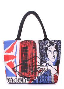 Тканевая сумка britain