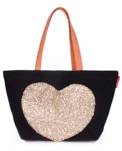 Летняя пляжная сумка Pool Lovetote black