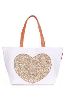 Летняя пляжная сумка Pool Lovetote white