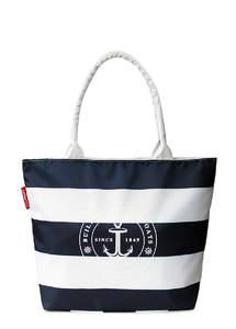 Женская пляжная сумка MARINE Blue