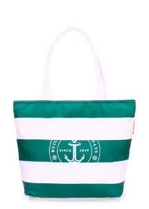 Женская пляжная сумка Pool MARINE green