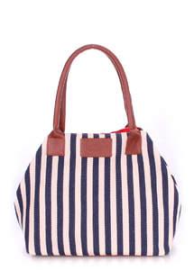 Пляжная сумка морская тематика Pool Navy blue