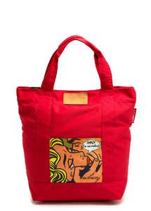Летняя пляжная сумка с принтом Retro Superbag