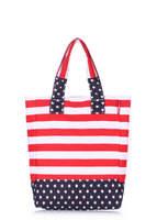 Яркая тканевая сумка Pool Triplex USA