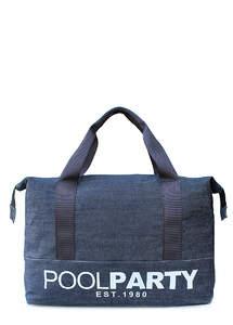Тканевая спортивная сумка УНИСЕКС pool12 jeans