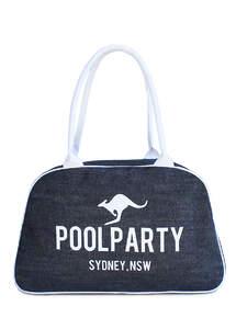 Джинсовая сумка VOYAGE pool16 jeans