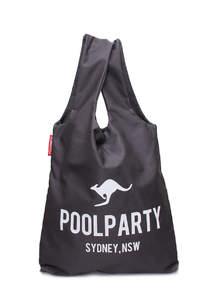 Тканевая сумка-майка унисекс pool20 Grey