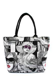Пляжная летняя сумка JACQUARD pool7 Glam