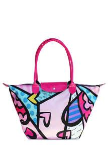 Женская сумка полиэстер BLOSSOM pool80-9 Half Heart 2