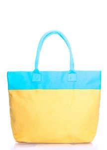 Патриотическая сумка Paradise blue yellow