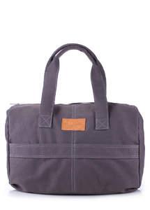Коттоновая сумка универсальная Sidewalk grey