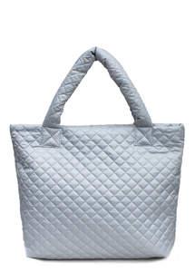 Женская стеганая сумка pp1-eco-grey