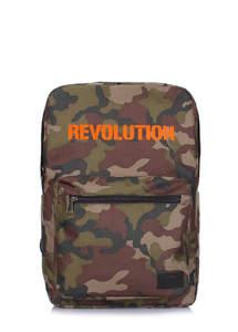 Тканевый рюкзак revolution-camo