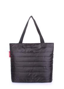 Стеганая сумка select-black