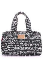 Коттоновая сумка универсальная sidewalk-signature-black