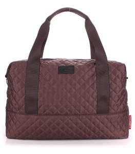 Стеганая сумка Swag brown